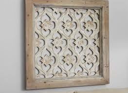 wood panel wall art decor