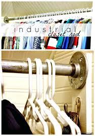 closet rod organizers closet rod organizer clothing height
