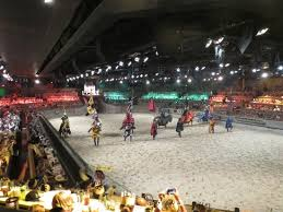 The Cheering Crowds Picture Of Medieval Times Buena Park
