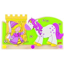 Princess Coat Rack Classy Amazon Goki Children Little Princess With Unicorn Coat Rack