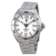 tag heuer formula 1 stainless steel mens watch waz2114 ba0875 zoom tag heuer tag heuer formula 1 stainless steel mens watch