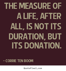 Famous Quotes On Donating. QuotesGram via Relatably.com