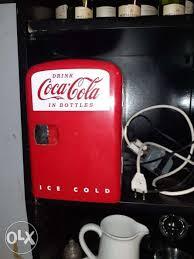 coca cola refrigerator olx