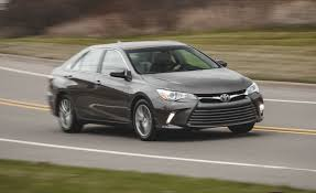 2015 Toyota Camry XLE Test | Review | Car and Driver