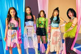 Red Velvets Zimzalabim Tops Domestic Music Charts