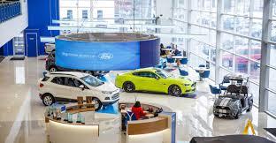 Automotive Design Australia Ford Australia Showroom Of The Future Puts Consumers In