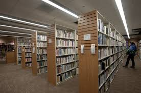 library lighting. the sandy public library received two awards of merit in illumination program one for interior lighting and controls y