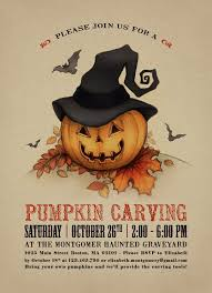 pumpkin carving contest flyer 36 best halloween contest flyers images on pinterest flyers