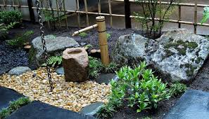 Small Picture Garden Lovely Japanese Garden Design For Small Space With Beige