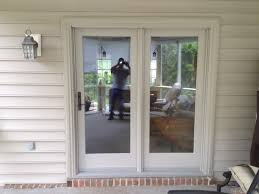 luxury andersen frenchwood hinged patio door
