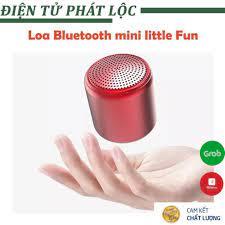 Loa Bluetooth Siêu Mini Inpod LittleFun TWS V5.0, Siêu nhỏ gọn - Âm thanh  cực lớn - BH 6 Tháng