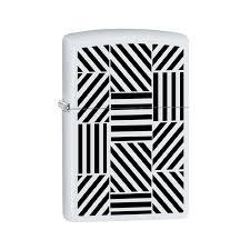 Заказать <b>Зажигалка ZIPPO 214 Abstract</b> с покрытием White Matte ...