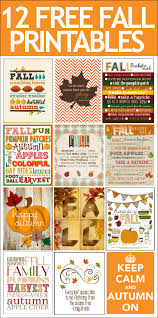 Fall Images Free 12 Free Fall Printables How To Nest For Less