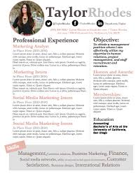Media Resume Template Social Media Twitter Linkedin Facebook Icons Resume And Cover Letter