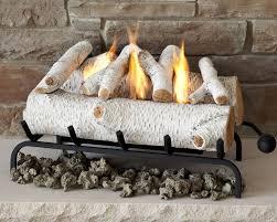 com real flame 24 convert to gel log set in oak home