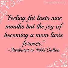 Pregnancy Quotes Enchanting 48 Quotes For 48 Months Of Pregnancy EverydayFamily