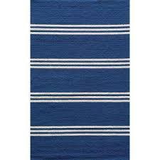veranda maritime blue 8 ft x 10 ft indoor area rug