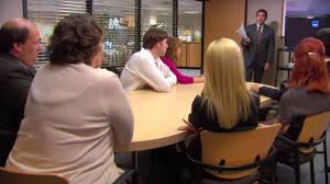the office the meeting. It Happens To All Of Us, Sometimes We Get Stuck In Meetings That May Not Be Needed For. Once The Conversation Takes A Turn Away From Your Area Office Meeting
