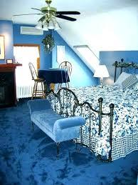 blue themed bedroom blue decor blue decorations themed bedroom blue wall decor medium size and co