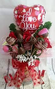 chocolate strawberry bouquet valentine s day 3