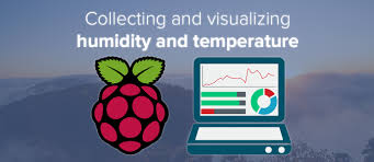Humiture Chart Raspberry Pi Humidity And Temperature Sensor And Dashboard