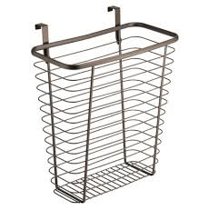 Over The Cabinet Basket Over Cabinet Waste Basket Shopping The Ojays And Bags