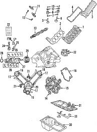 parts com® dodge engine cylinder head valves push rods 1989 dodge dakota base v6 3 9 liter gas cylinder head valves