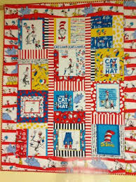 Dr Seuss quilt | Quilts | Pinterest | Church banners and Craft & Dr Seuss quilt Adamdwight.com
