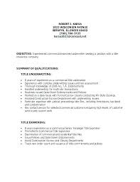 Titles For Resume Resume Titles Samples Good Titles For Resumes Exercise Physiologist