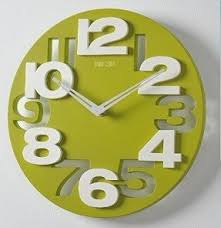Small Picture Contemporary Wall Clocks Foter