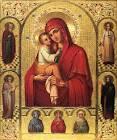Молитва матерь божья на русском языке