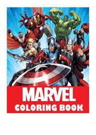 Marvel Coloring Book Pdf Photo Album Sabadaphnecottage