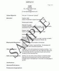 Fascinating Higher Education Resume Samples White Paper Marketing ...