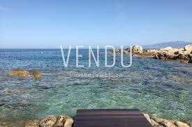 villa pieds dans l eau golfe d ajaccio ref n49