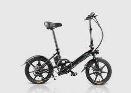<b>FIIDO D3</b> Mini Aluminum Alloy <b>Smart Folding</b> Electric Bike Offered ...