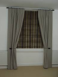 Blinds And Curtains Together Images Of Curtains With Blinds Curtain Menzilperdenet