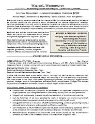 Executive Resume Samples Best Resumes of New York  NY Resume Services Best Resumes of New York