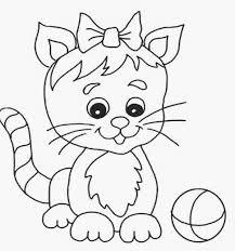 Картинки по запросу котику мячик