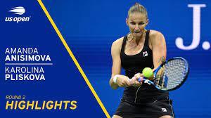 Amanda Anisimova vs Karolina Pliskova ...