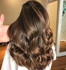 Light Brown With Caramel Highlights 60 Looks With Caramel Highlights On Brown And Dark Brown Hair