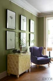 13 Green Rooms With Serious Designer Style | Townhouse, Armchairs ...