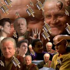 miss the thrilling final chapter of the empok nor trilogy are you ready to hear the gang once again plumb the depths of dukat s twisted psyche