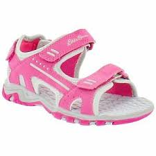 Eddie Bauer Girls Size Chart Details About Eddie Bauer Girl S River Sandal Model Kelsey Pink Grey Assorted Sizes New