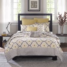 ink ivy ankara cotton 3 piece coverlet set com ping the best deals on quilts duvet cover