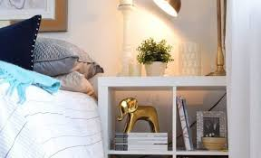 Wondrous Design Ideas Bedside Shelf Table Best 25 Nightstand On Pinterest  College Bedroom From Minimalist To Stylist What S Your Personality