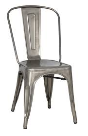 metal furniture. Merry Vintage Metal Chairs Dining Chair By Magnussen Home Wolf And Gardiner Furniture 5