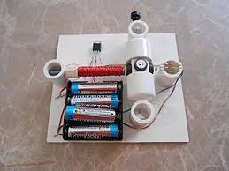 simple electric motor design. Brilliant Simple Simple Electric Motor Kit On A Hall Effect IC  DIY Science Projects Inside Design