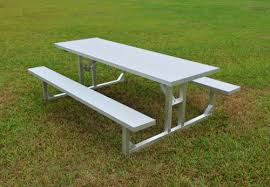 aluminum picnic tables. Quick View Aluminum Picnic Tables R