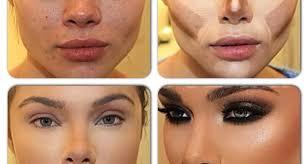 how do i contour my face with makeup