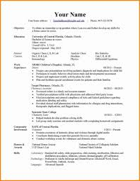 Different Types Of Resumes Format Different Types Of Resumes Styles Camelotarticles Com For Freshers 10